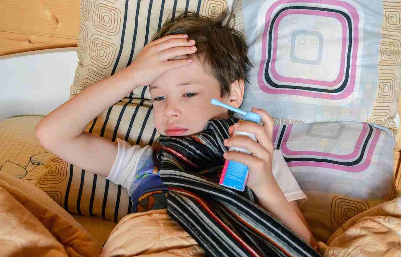 cosa è il raffreddore cause