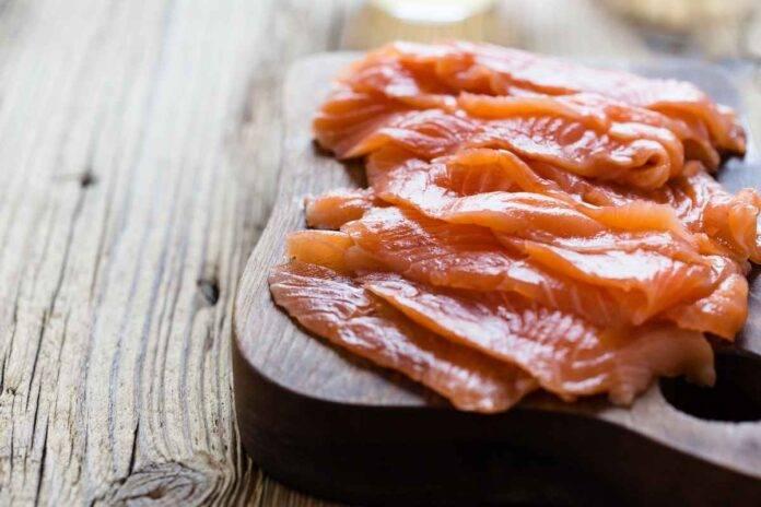 allerta salmone