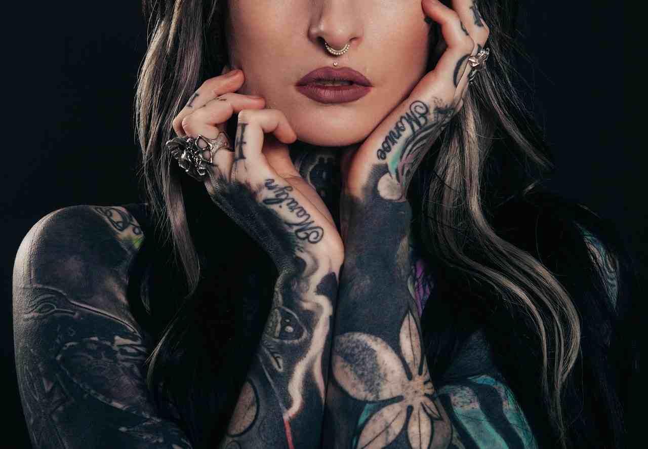 Tatuaggi in gravidanza
