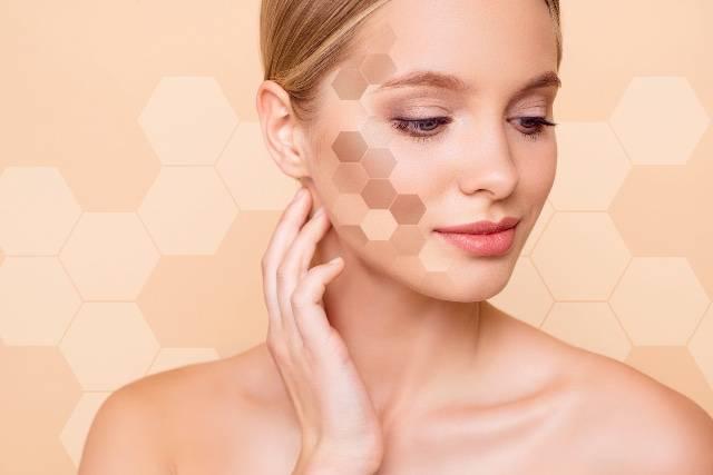 scrub viso pelle secca