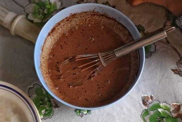 ciotola cioccolato