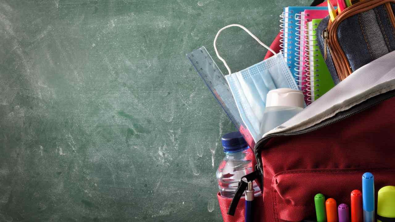 preparare figli rientro a scuola
