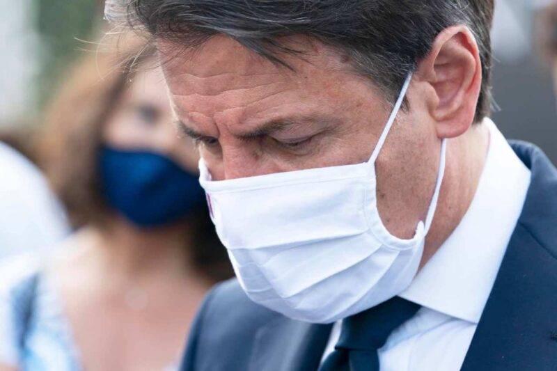 Il Premier Conte potrebbe valutare un secondo lockdown (Getty Images)