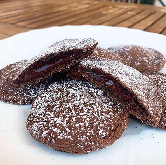 Grisbì fatti in casa: biscotto croccante, cuore morbido, solo 100 calorie