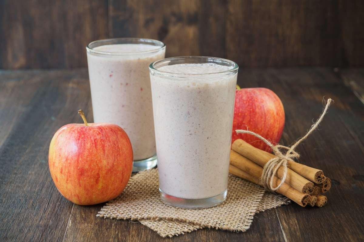 Frullato di mele per ventre piatto: trucchi per prepararlo