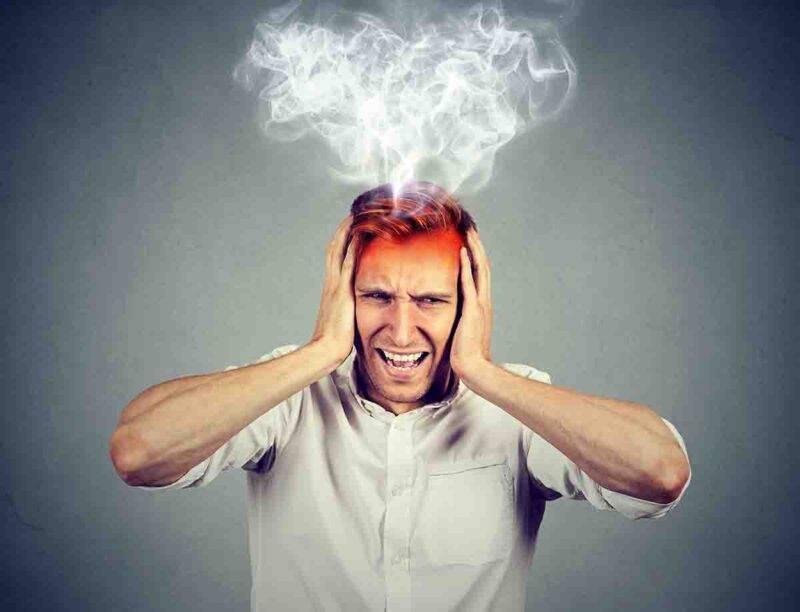 cervello iperattivo