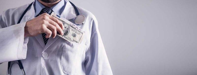corruzione industria farmaceutica