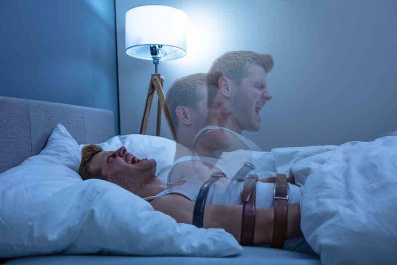 Sonno, paralisi del sonno