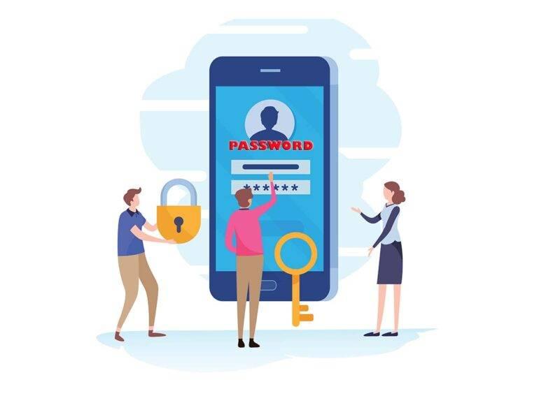 password e signigicato