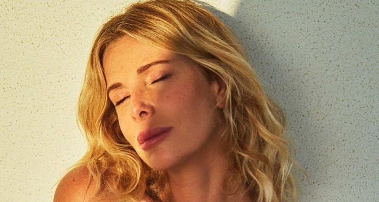 Alessia Marcuzzi negativa al covid 19