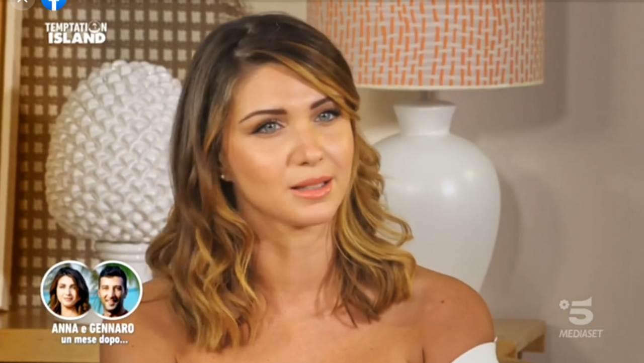 Anna Ascione a Temptation Island (Screen)