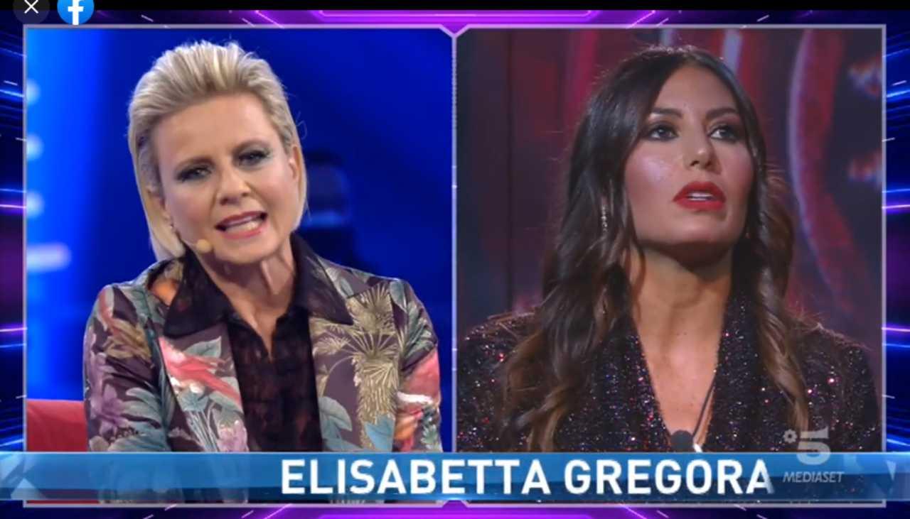 Elisabetta Gregoraci litiga con Antonella Elia