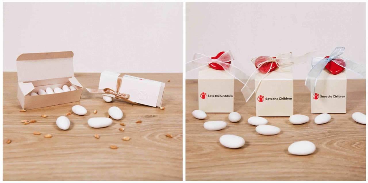 scatole confetti Save the Children