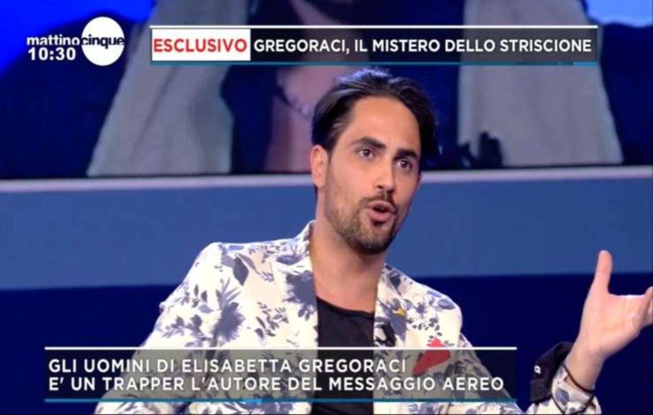Biagio D'Anelli contro Dayane Mello