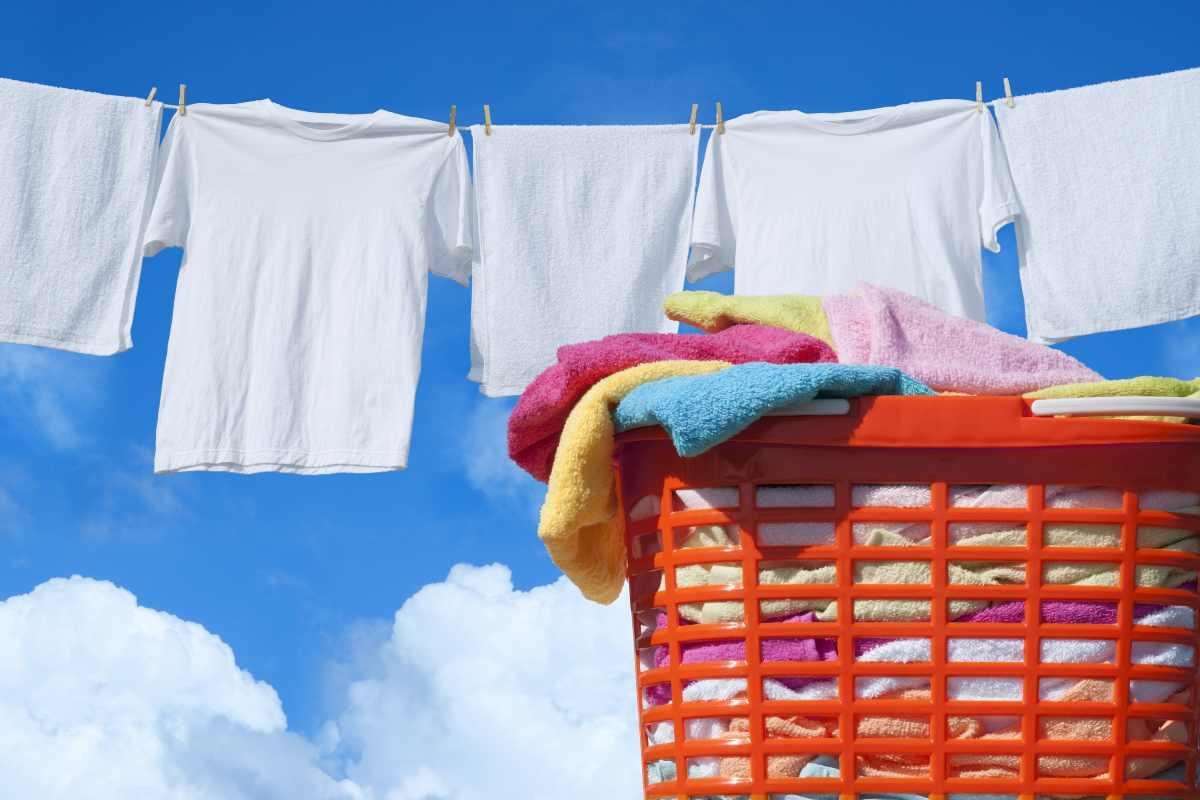 Come fare un bucato ecologico