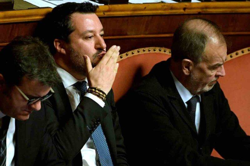 Coprifuoco Lombardia, duro attacco di Centinaio (Getty Images)