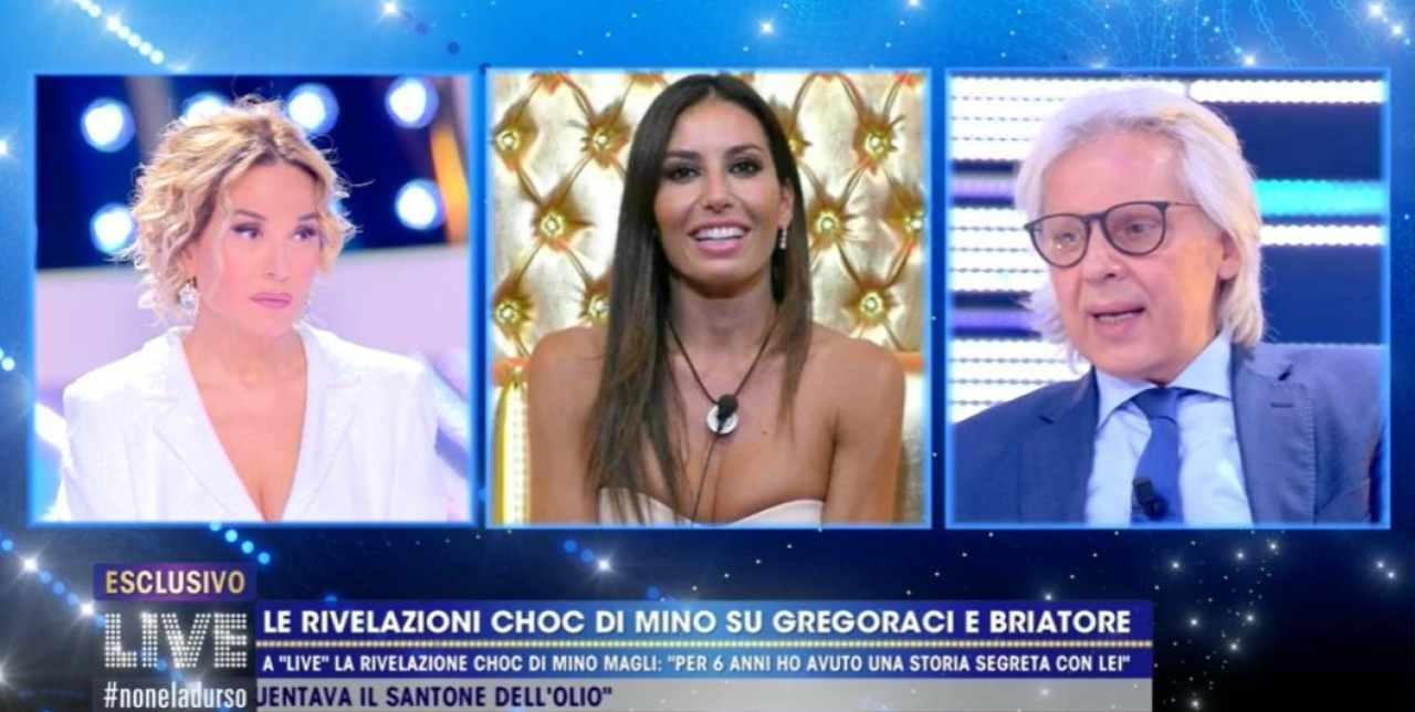 Elisabetta Gregoraci e Briatore contratto
