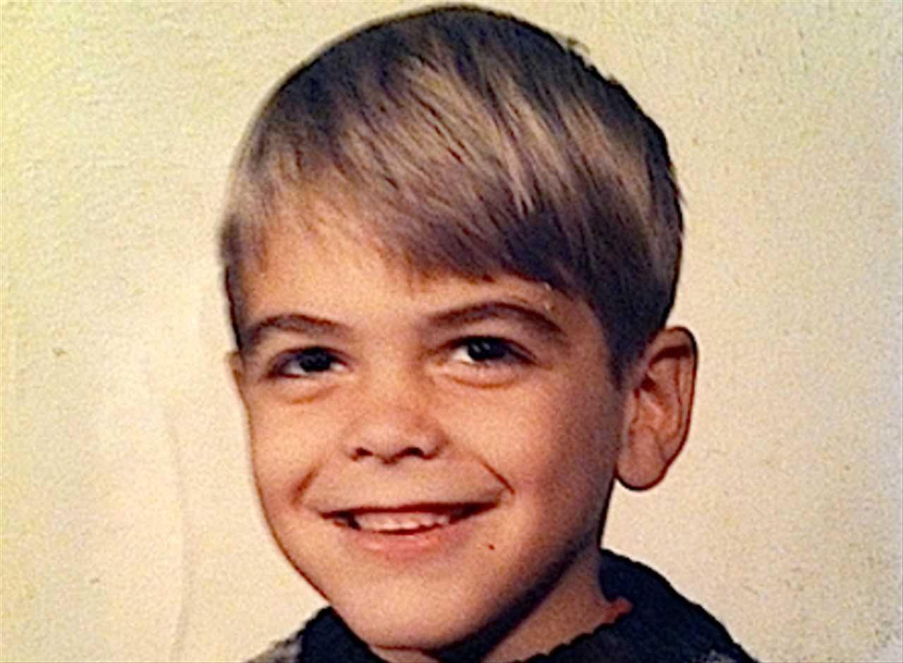 George Clooney da piccolo
