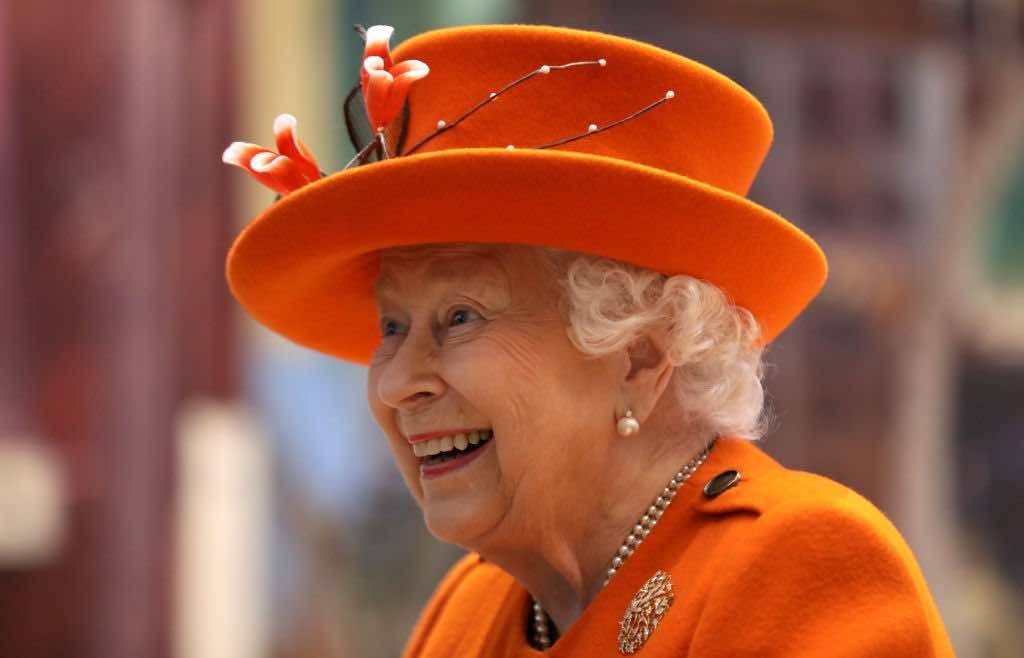 Regina Elisabetta foto