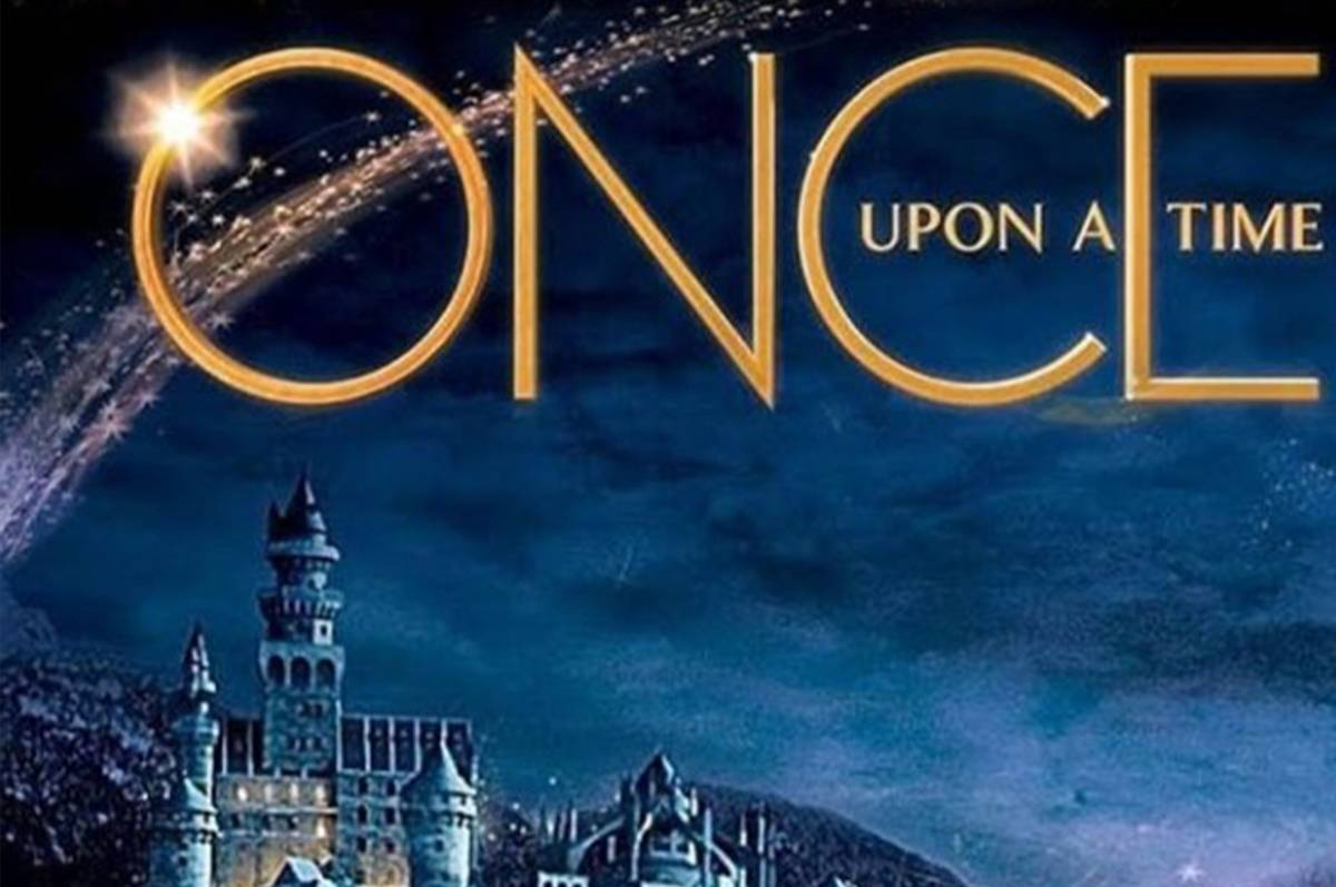 locandina once upon a time
