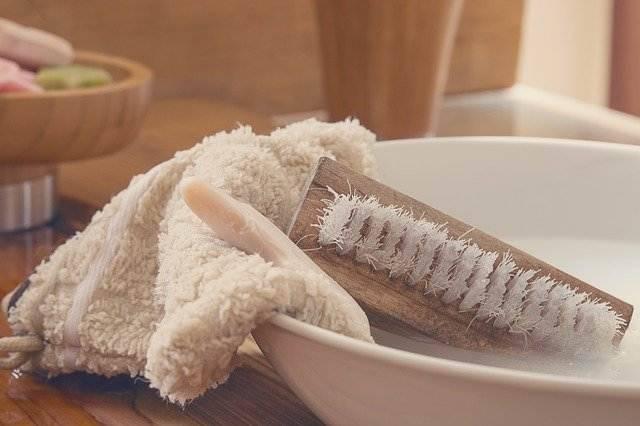 Come lavare gli strofinacci