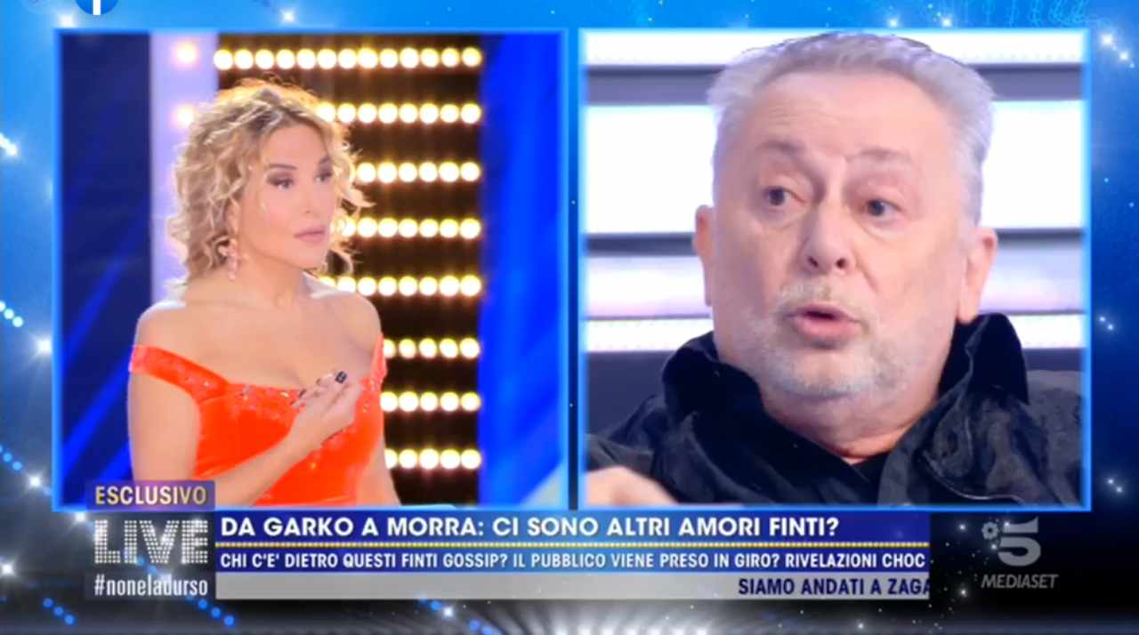 Lele Mora smaschera Massimiliano Morra