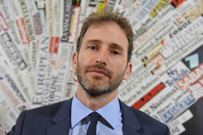 M5S, Casaleggio rivela un'indiscrezione (Getty Images)