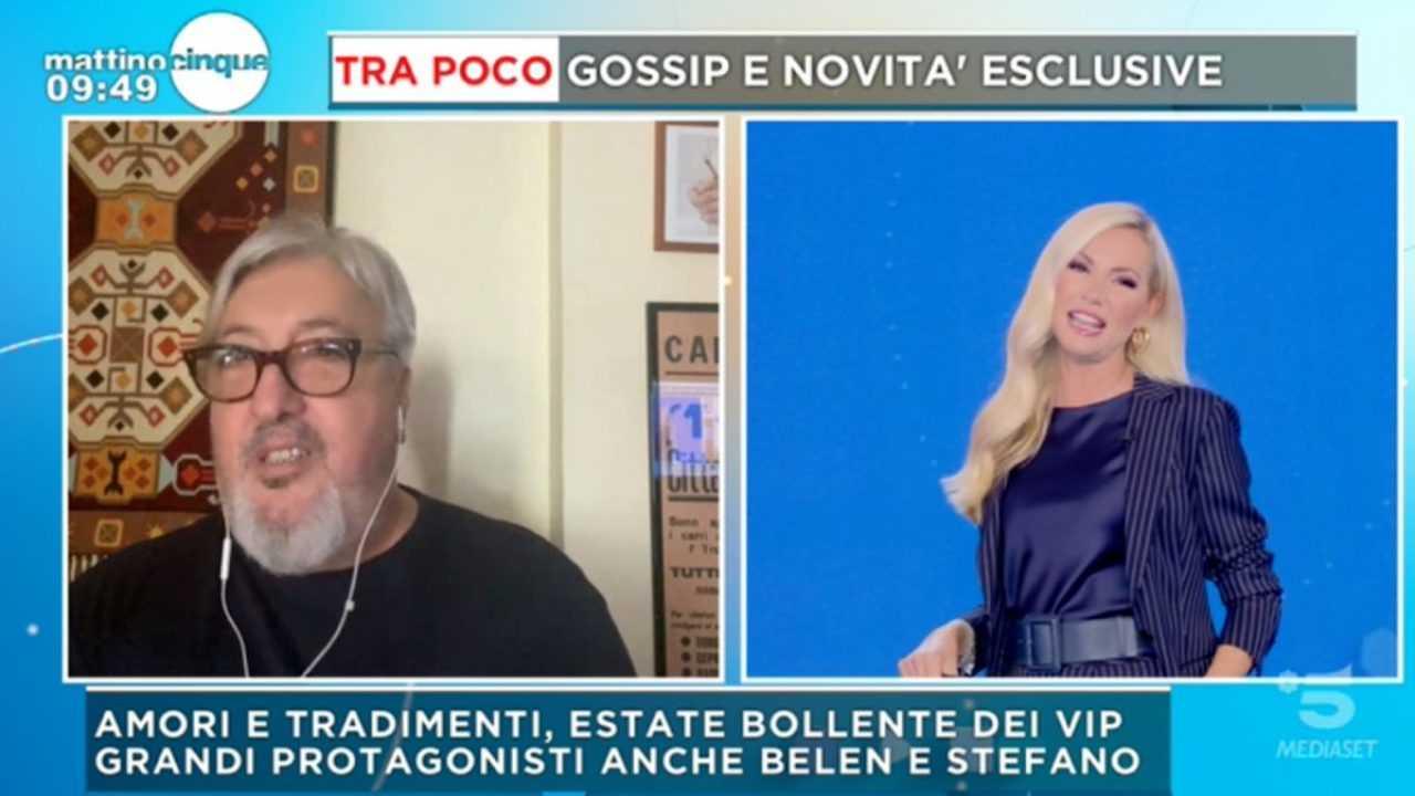 Maurizio Sorge contro il gf vip