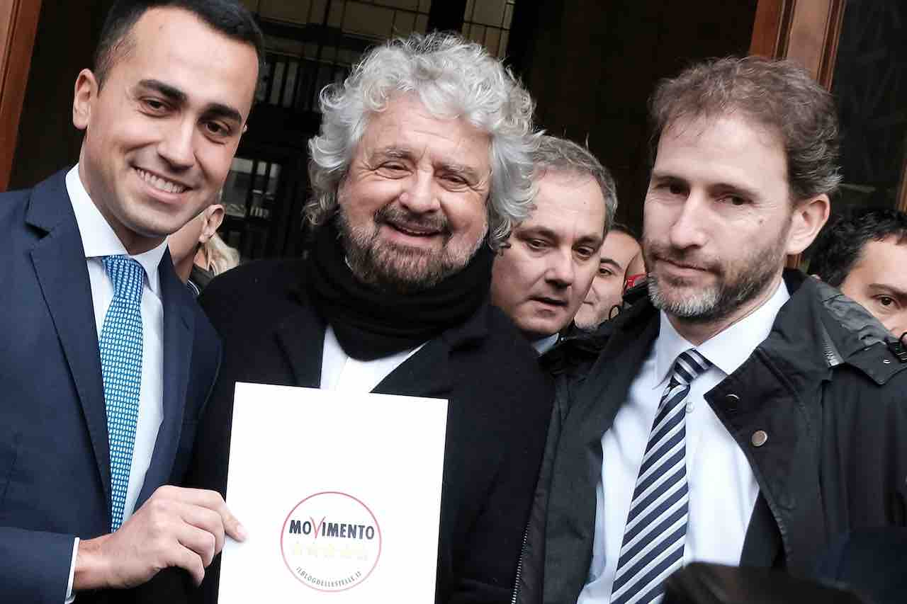 Movimento Cinque Stelle, offerto un ministero a Casaleggio (Getty Images)
