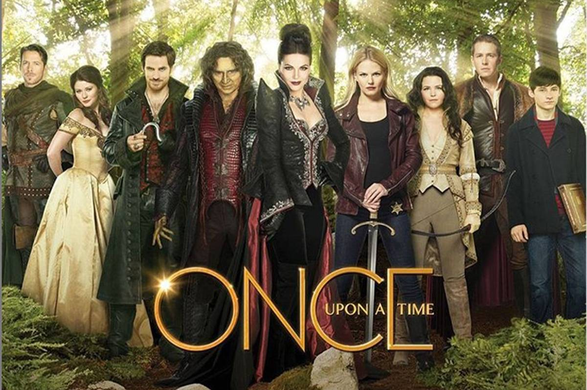 protagonisti once upon a time