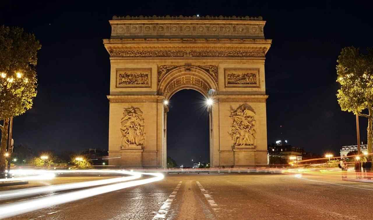 Parigi lockdown