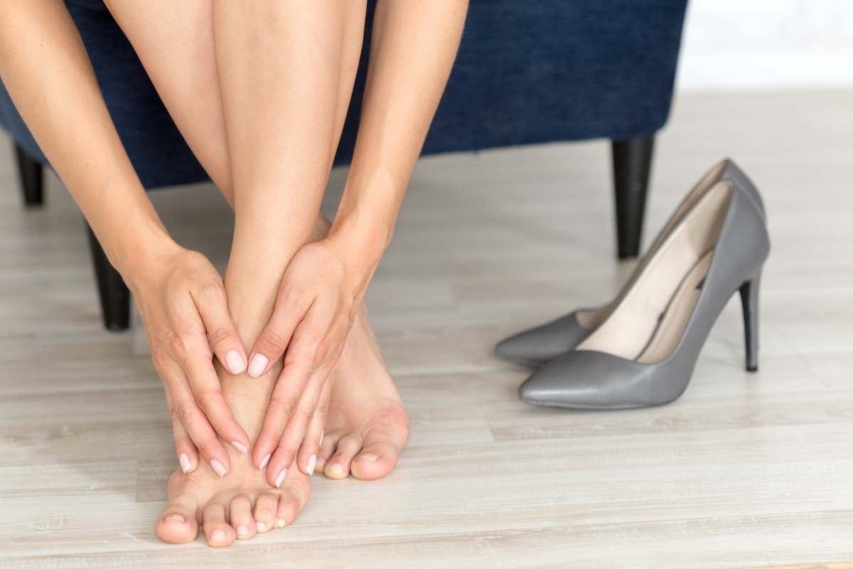 Rimedi naturali piedi stanchi