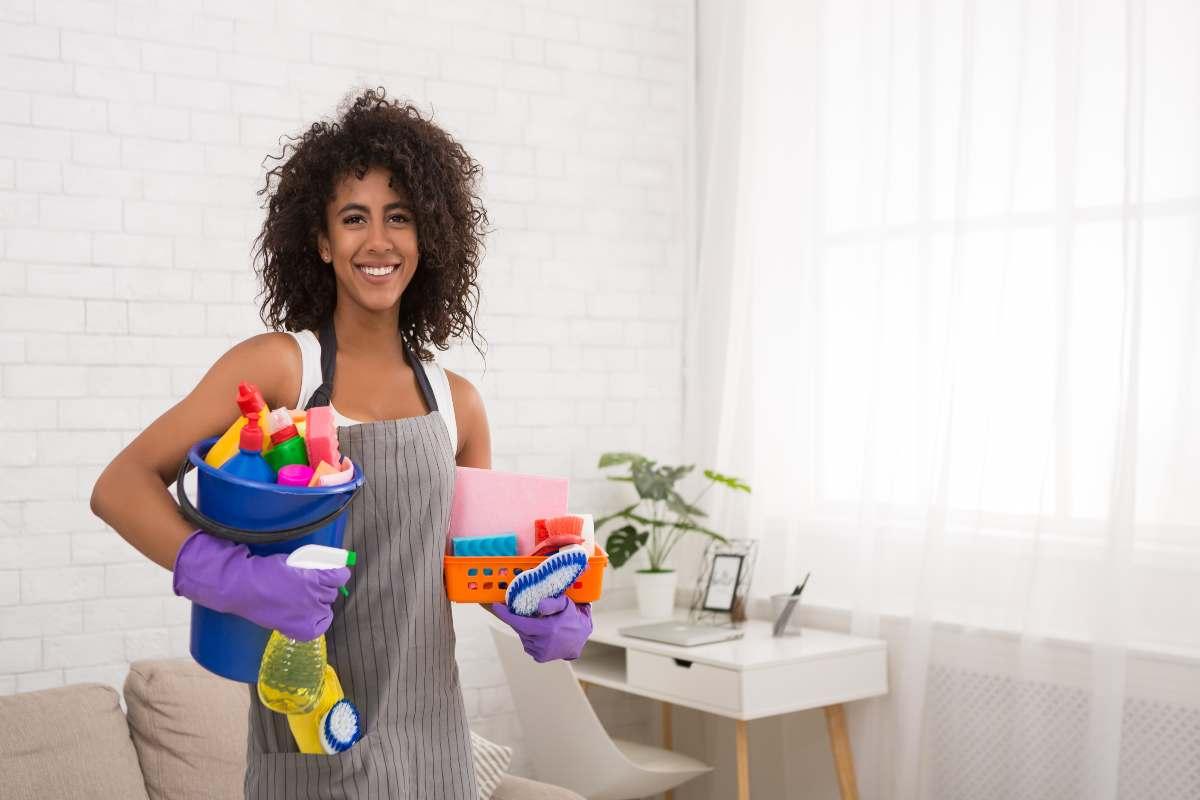 Prodotti indispensabili pulizia