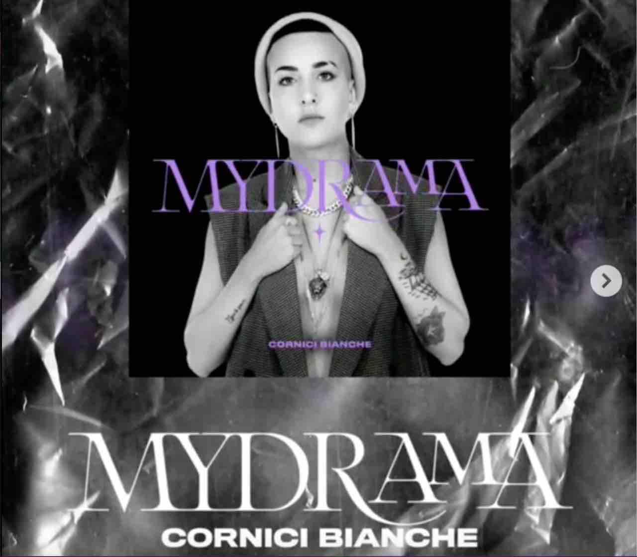 MyDrama cornici bianche