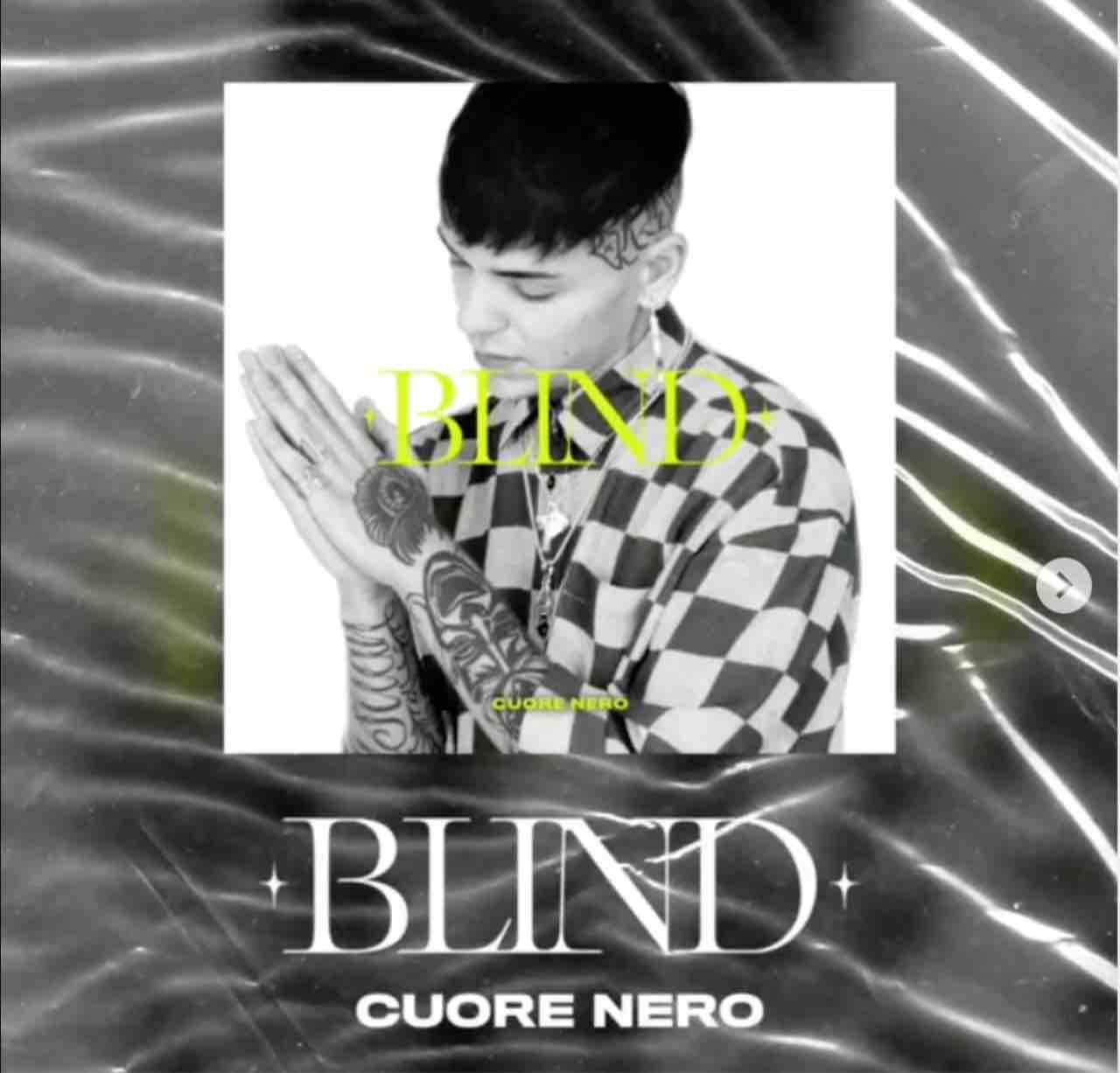 Blind Cruore nero