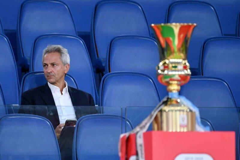 Serie A, Dal Pino positivo al COVID-19 (Getty Images)