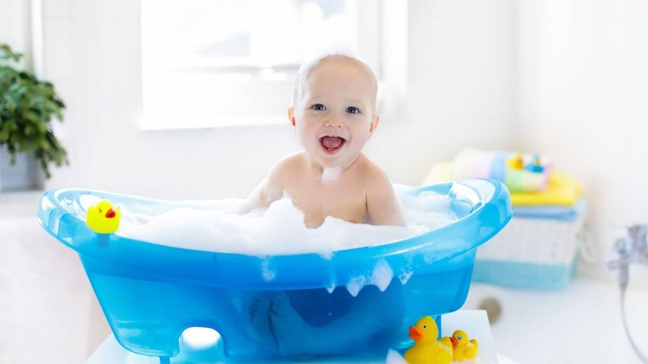 bagnetto paura bambini