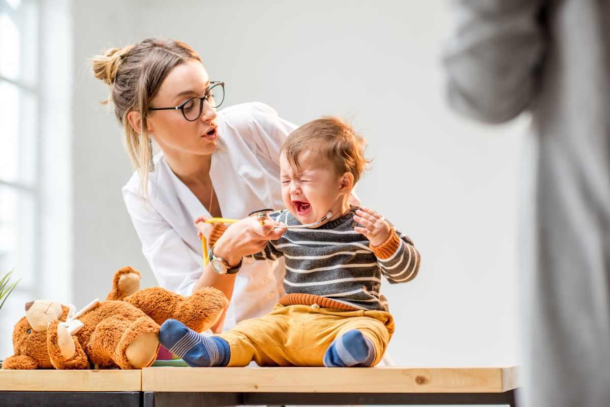 otite media acuta bambini sintomi