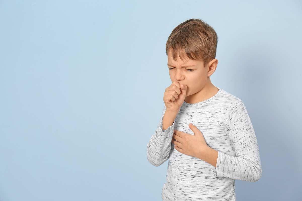 bambini malanni stagionali la tosse