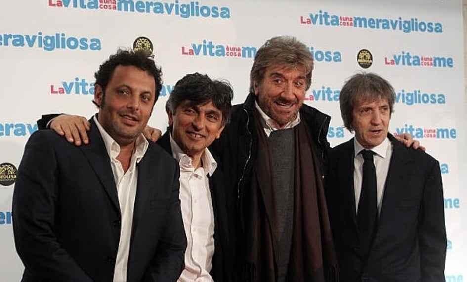 Enrico brignano devastato Instagram