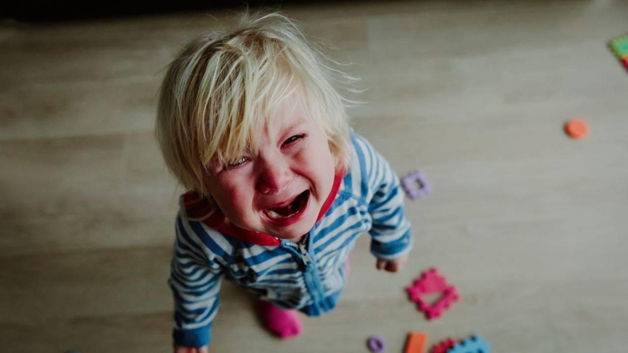 spasmi affettivi come comportarsi se bambino piange senza fiato