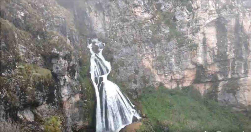 cascata della sposa