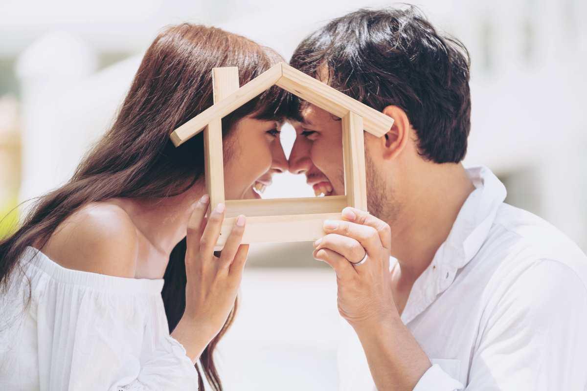 convivenza progettare casa insieme