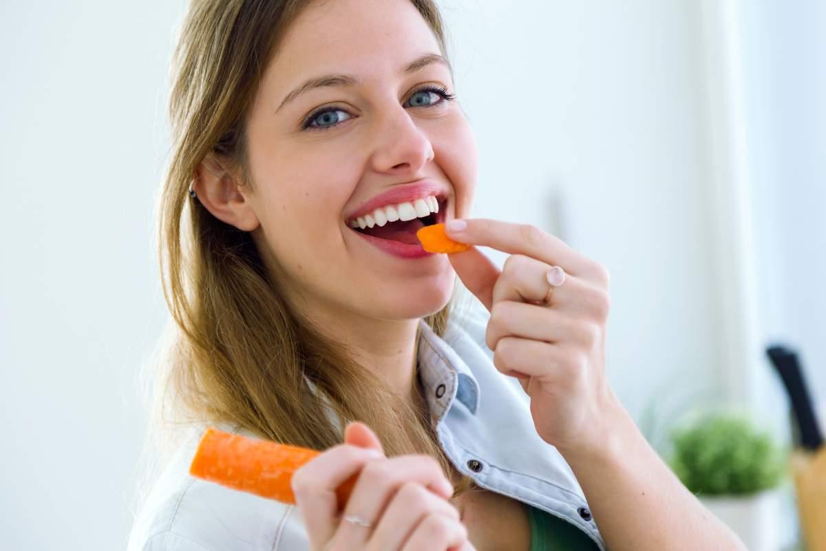 mangiare cibi duri fa dimagrire