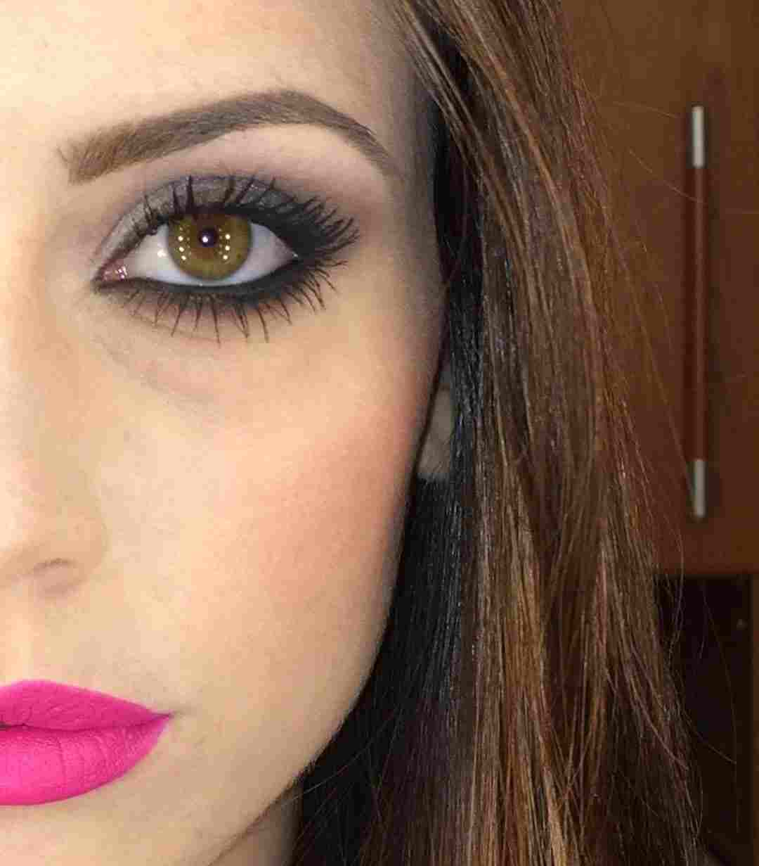 Francesca Pagano makeup