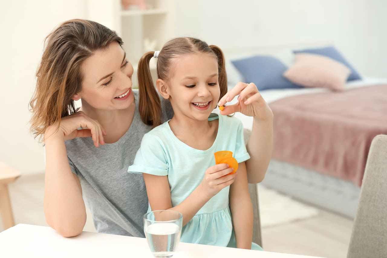 bambini e malanni stagionali integratore di lattoferrina