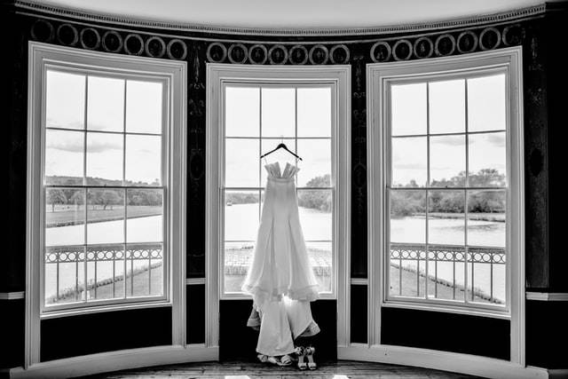 abito da sposa fisico a pera