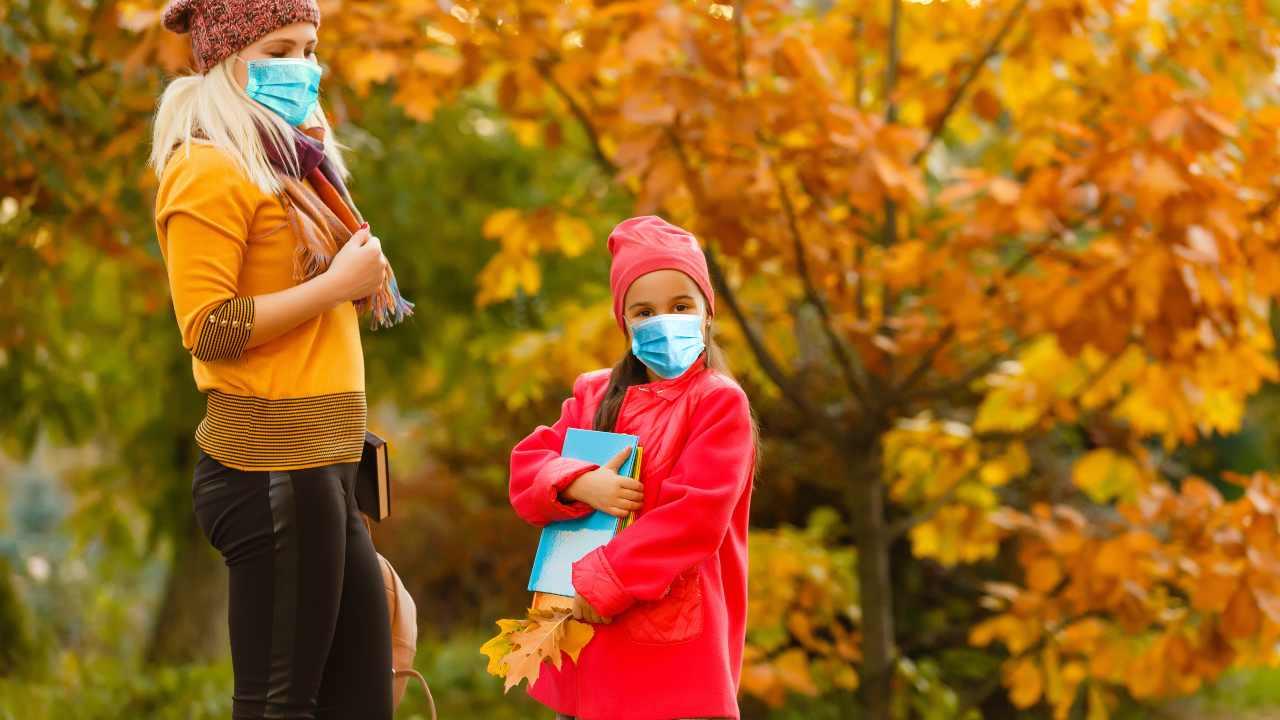 minorenni al parco accompagnati