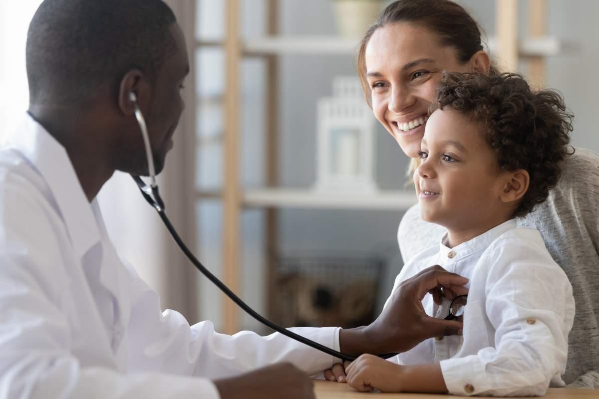 Bambini e malanni stagionali la bronchite