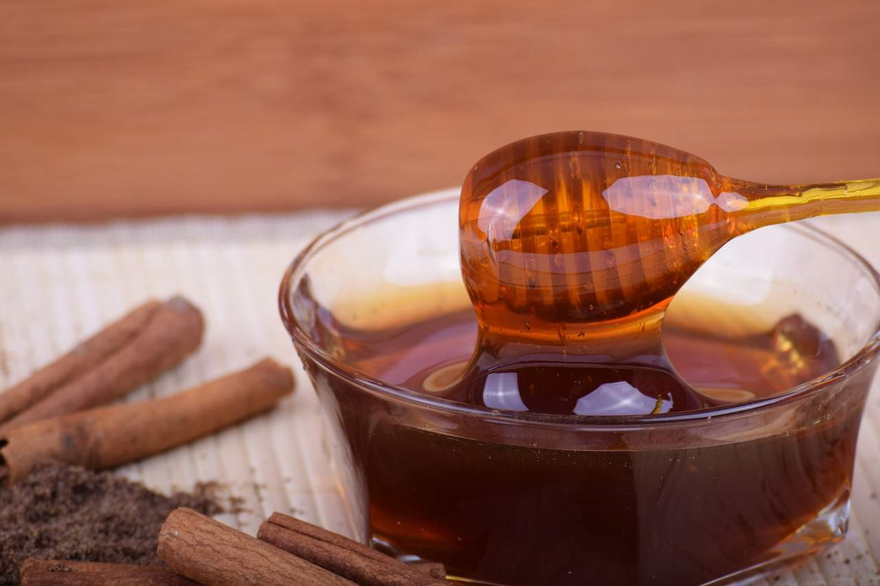 miele per la pelle secca